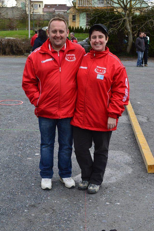 Sandrine ARILLA et Laurent VILLEMUR,