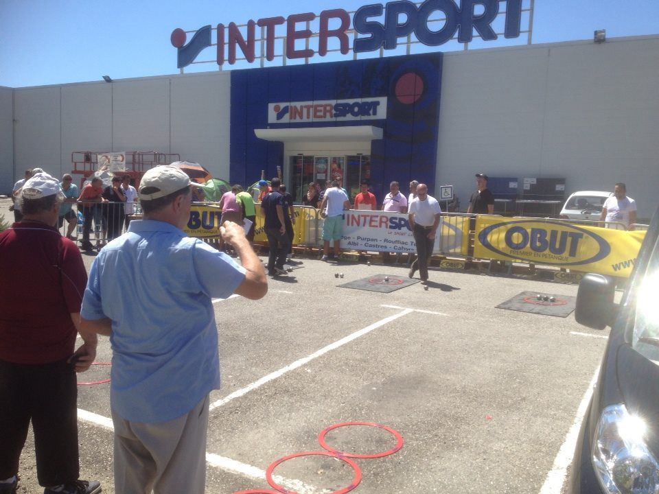 Animation Intersport CAHORS