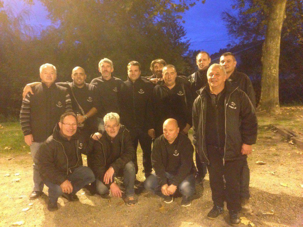 Aspet - Championnat Régional des Clubs