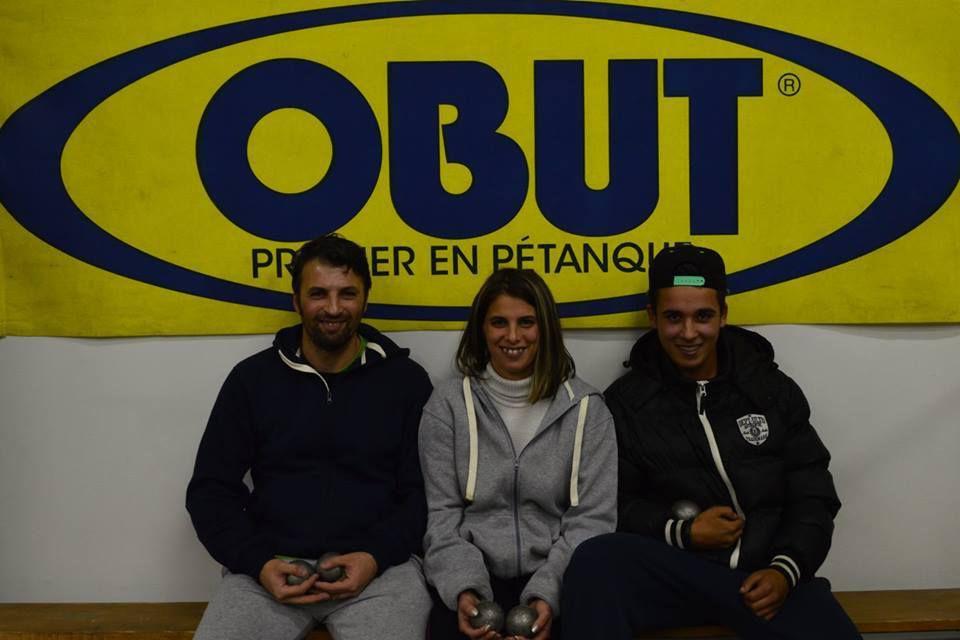 Christophe Doer, Magali Dounecq, Sony Adéle