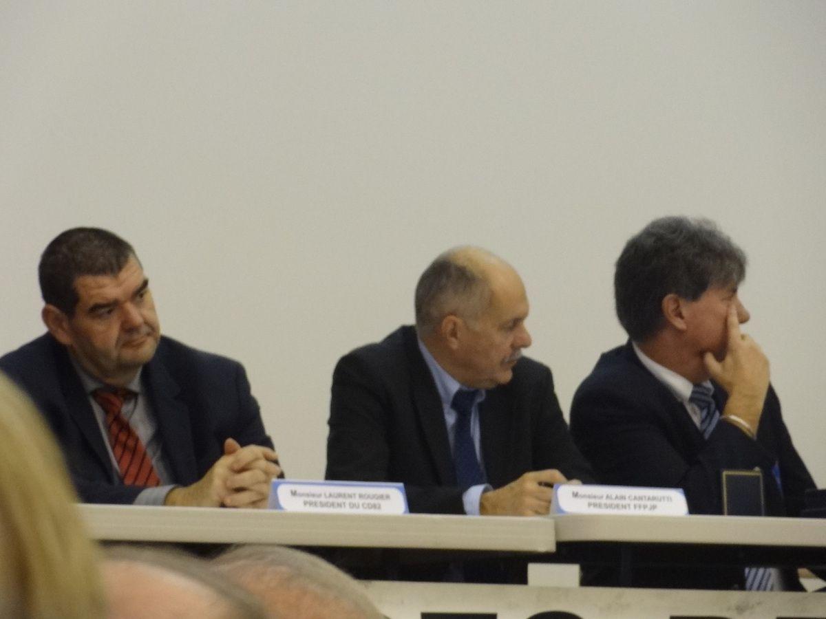 Toulouse - Le comité à bon port