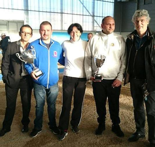 . Paul Faurel, Champion des Alpes Maritimes (06) Tête à Tête Masculin