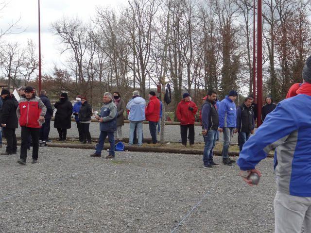 Landorthe (31) - Championnats de secteur doublettes