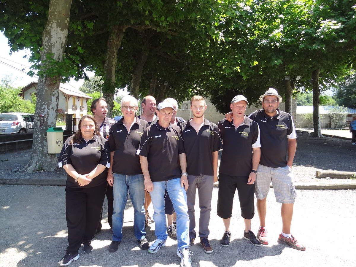 Haute-Garonne - 3ème tour CDF 2016/2017