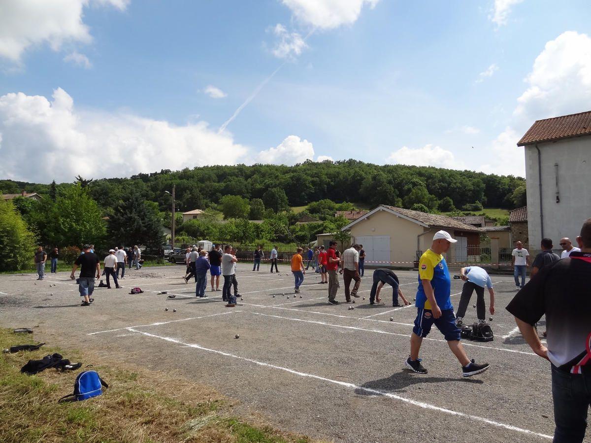 Boussan - Aurignac 2016
