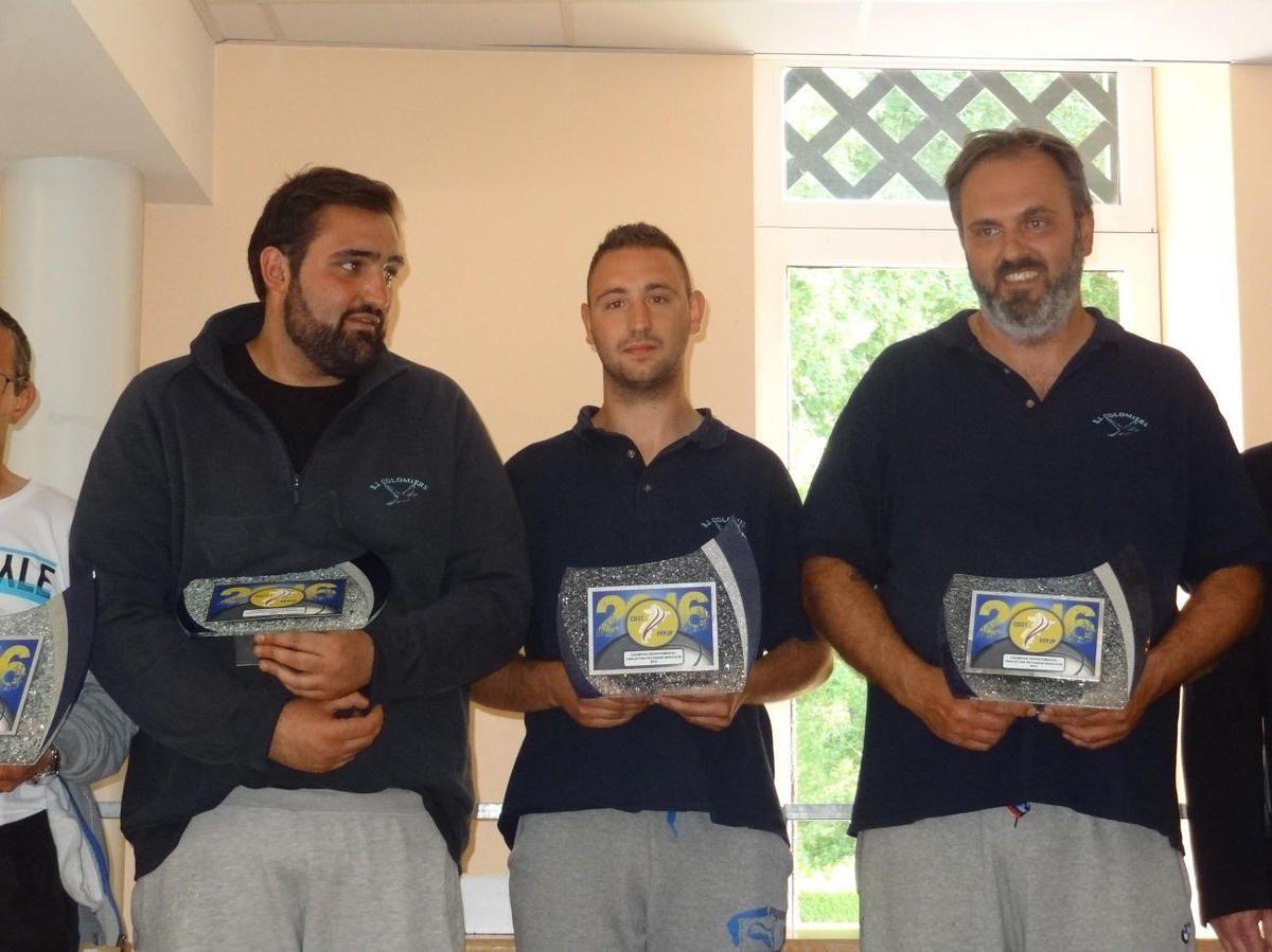 Championnat Haute-Garonne Triplette masculin Roquefort sur Garonne