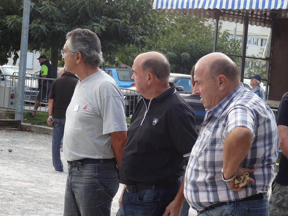 FINALE TROPHEE 55 ans et + * SAINT GAUDENS
