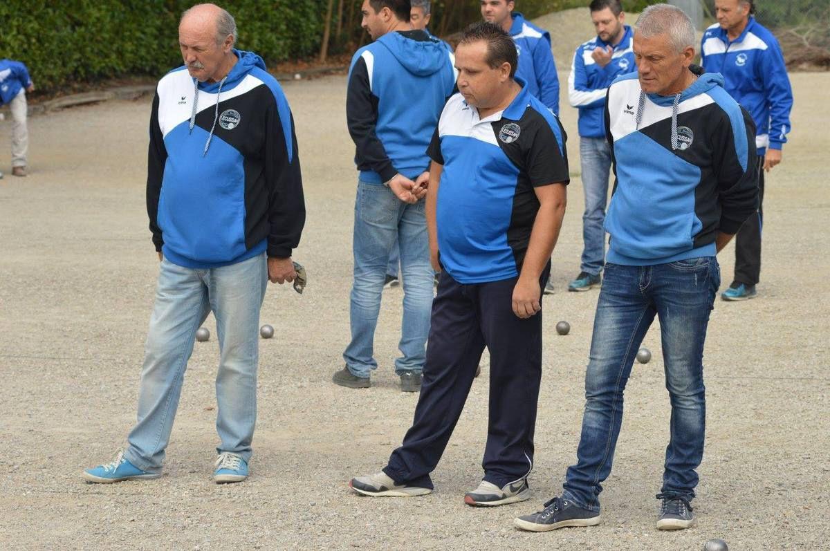 CLUB BOULISTE LECUSSANAIS TOUJOURS PLUS HAUT !!!!!
