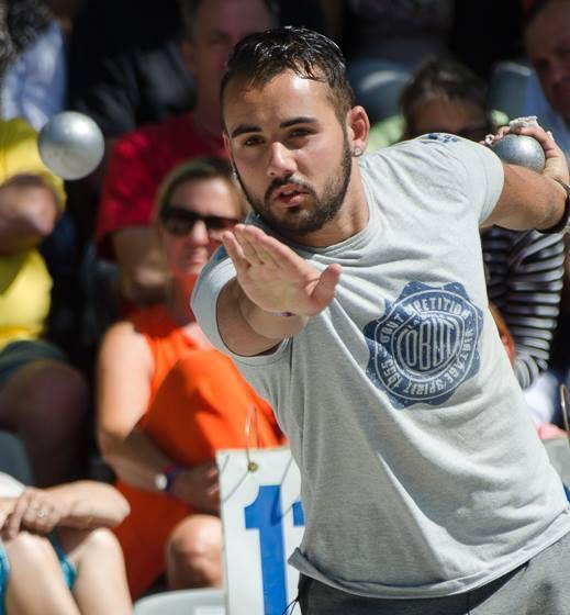 Ligan Doeer Champion du Monde Junior 2015