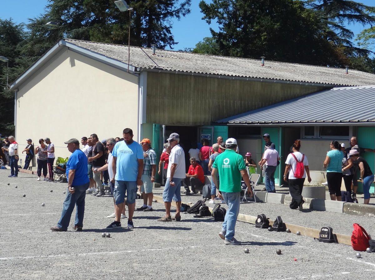 Roquefort sur Garonne - Affluence record au challenge du Souvenir