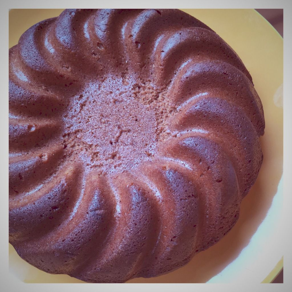 bundt cake au chocolat au lait my homemade cook. Black Bedroom Furniture Sets. Home Design Ideas