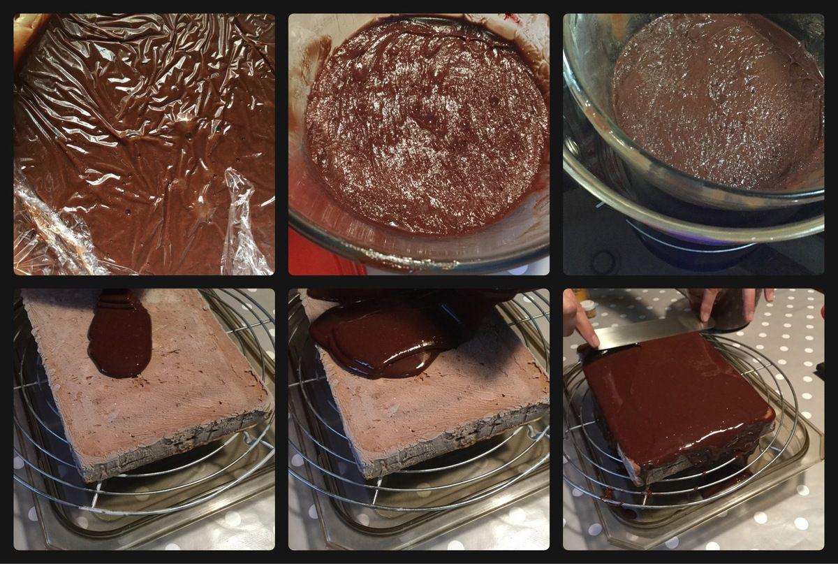 ROYAL CHOCOLAT avec ou sans thermomix