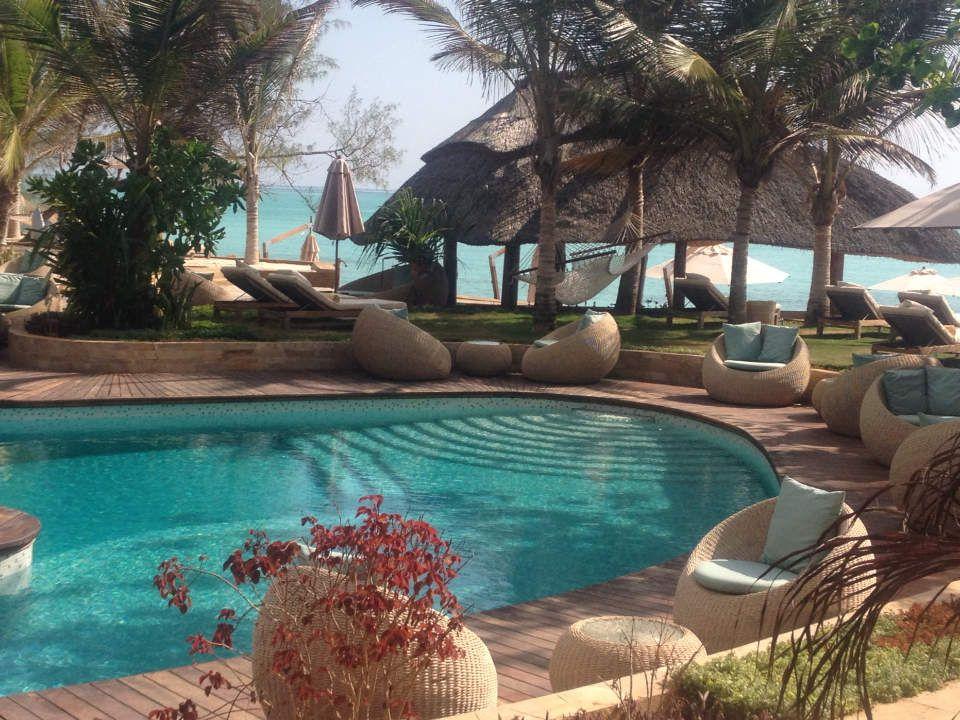 A day in Tulia Hotel à Zanzibar