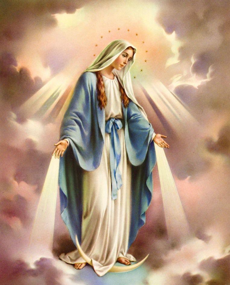 Prière de protection à la Vierge Marie