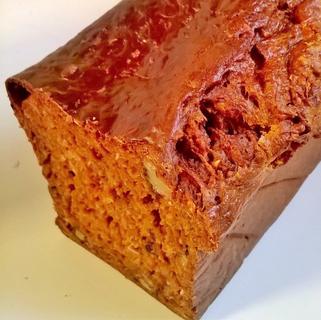 Carrot bread #3