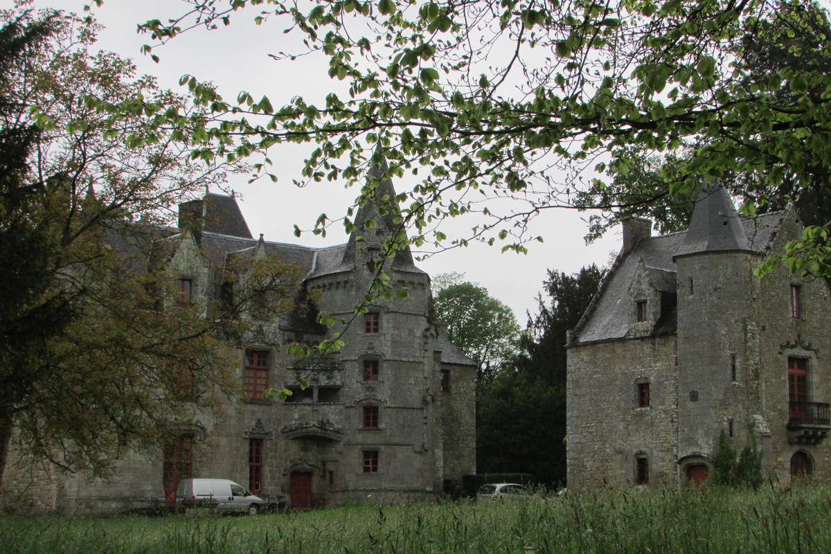 château de Lanrigan