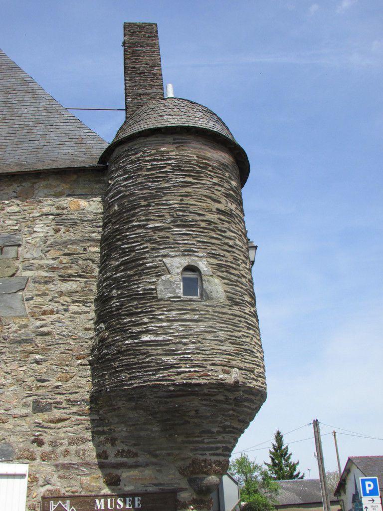 la Maison de la Forêt,musée Benoist : Le gâvre