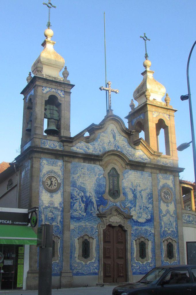 J.60 Porto - Vilarhino : 26 km