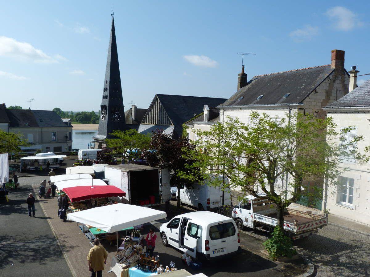 Marché dominical du Fresne le 17 mai, du 24 de mai à Ingrandes et la suite ?