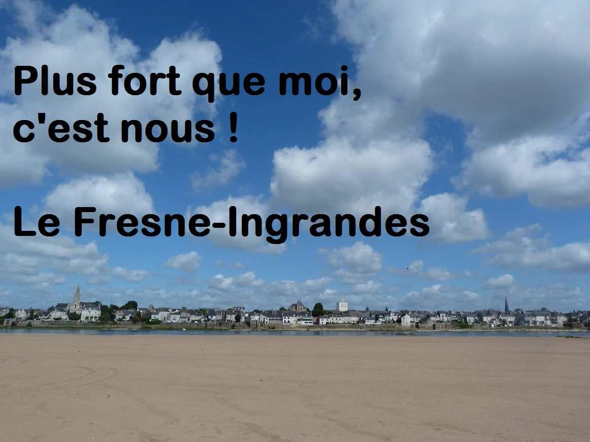URGENT - Soutenons l'union du Fresne &amp&#x3B; d'Ingrandes sur Loire
