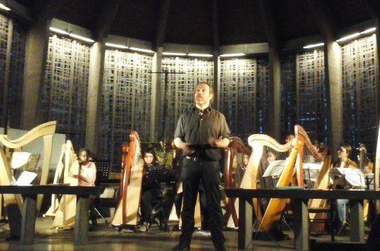 Harpes en Loire, une première pleine de promesses ! merci François !