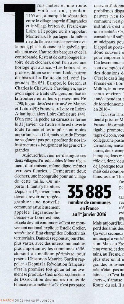 Vu dans Paris Match, le journal des stars ! ... le couple &quot&#x3B;engagé&quot&#x3B; de la semaine n'était pas celui qu'on croyait ...