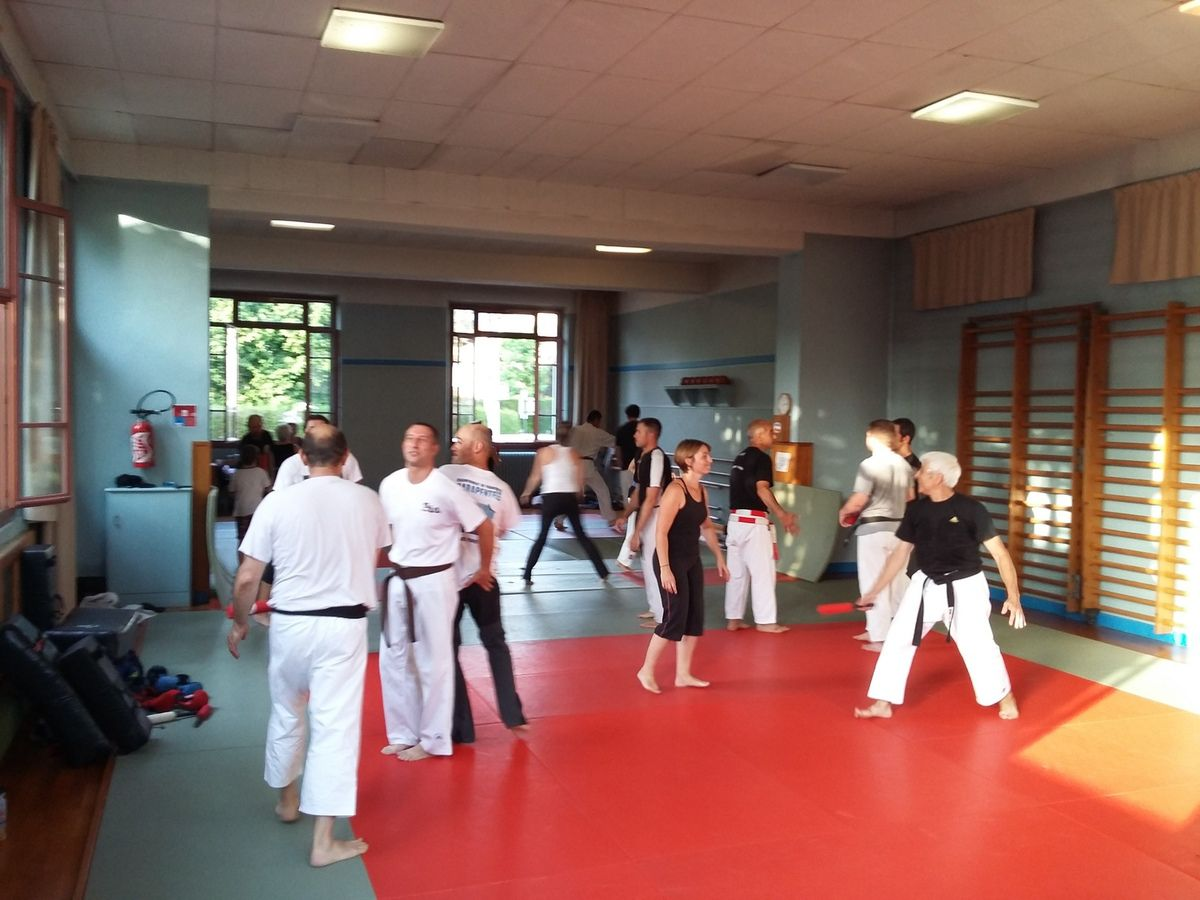 RENCONTRE JUDO / KARATE