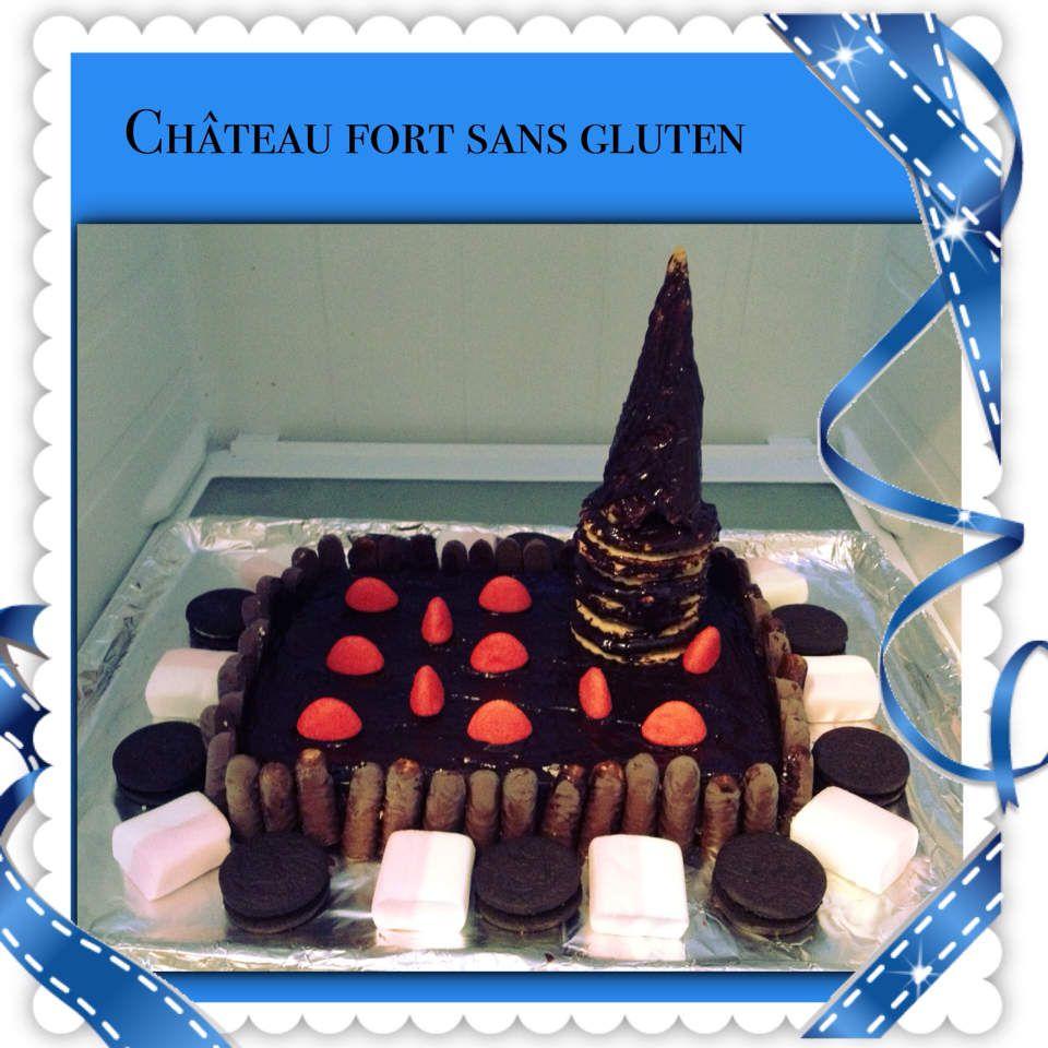 Gateau d 39 anniversaire sans gluten dietadom13 - Gateau d anniversaire sans gluten ...