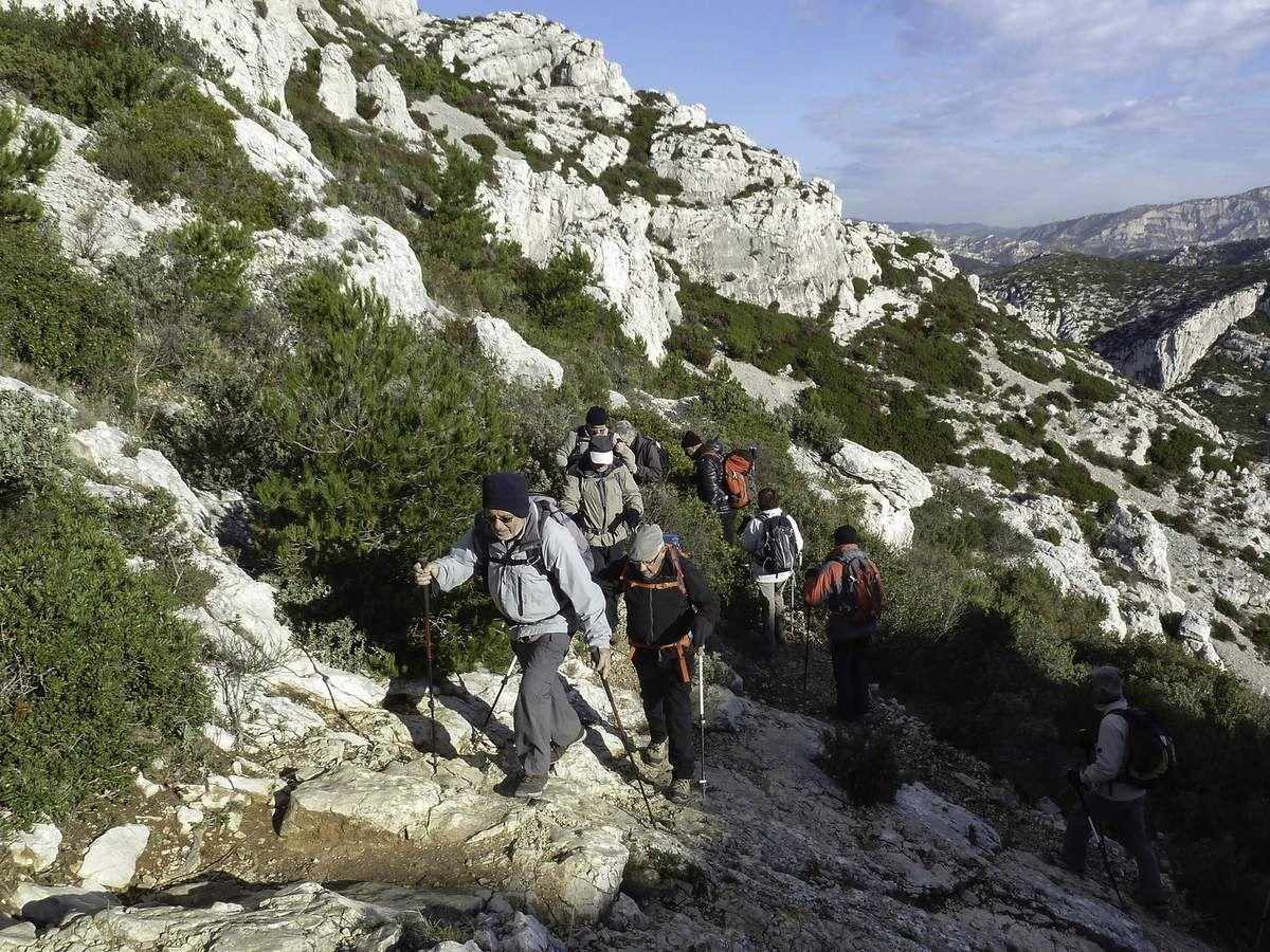Très belle randonnée ...on en redemande!!!