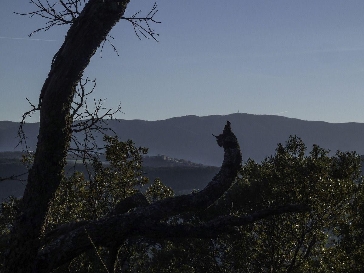 Rando + du 10 décembre 2015: Tour de la Grand Montagne
