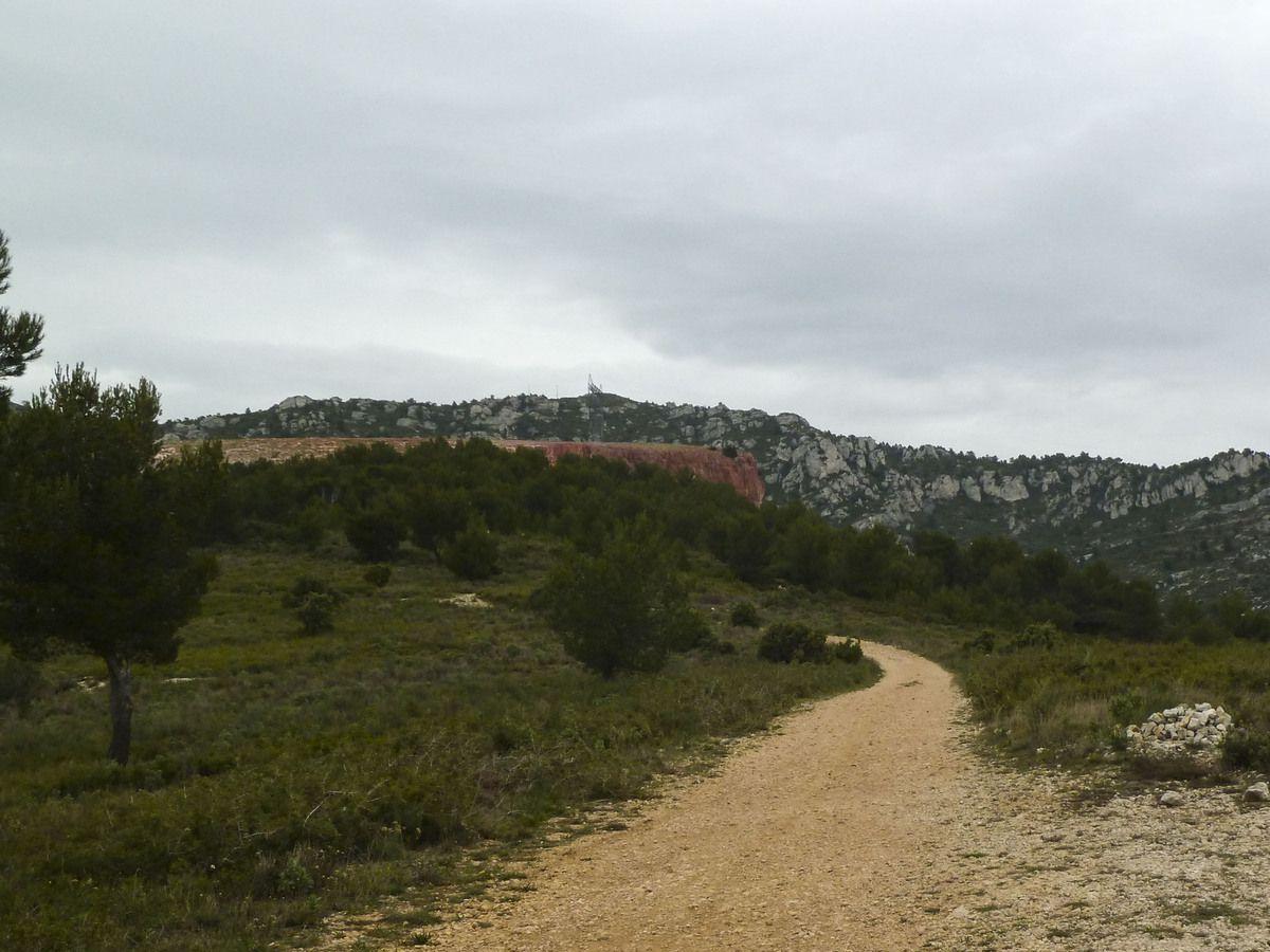 Le rouge éclatant du rocher de Moure est dans notre collimateur !