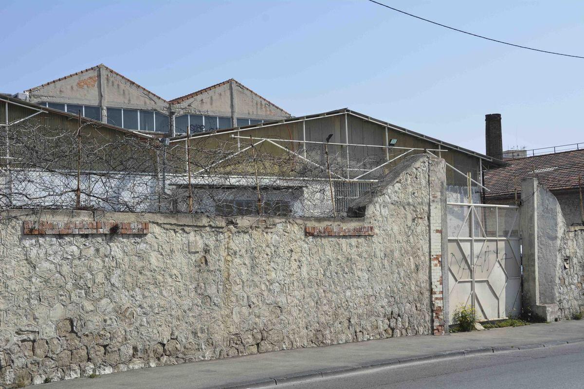 Rando citadine du 23 mars 2016 : Lycée Nord - Mucem