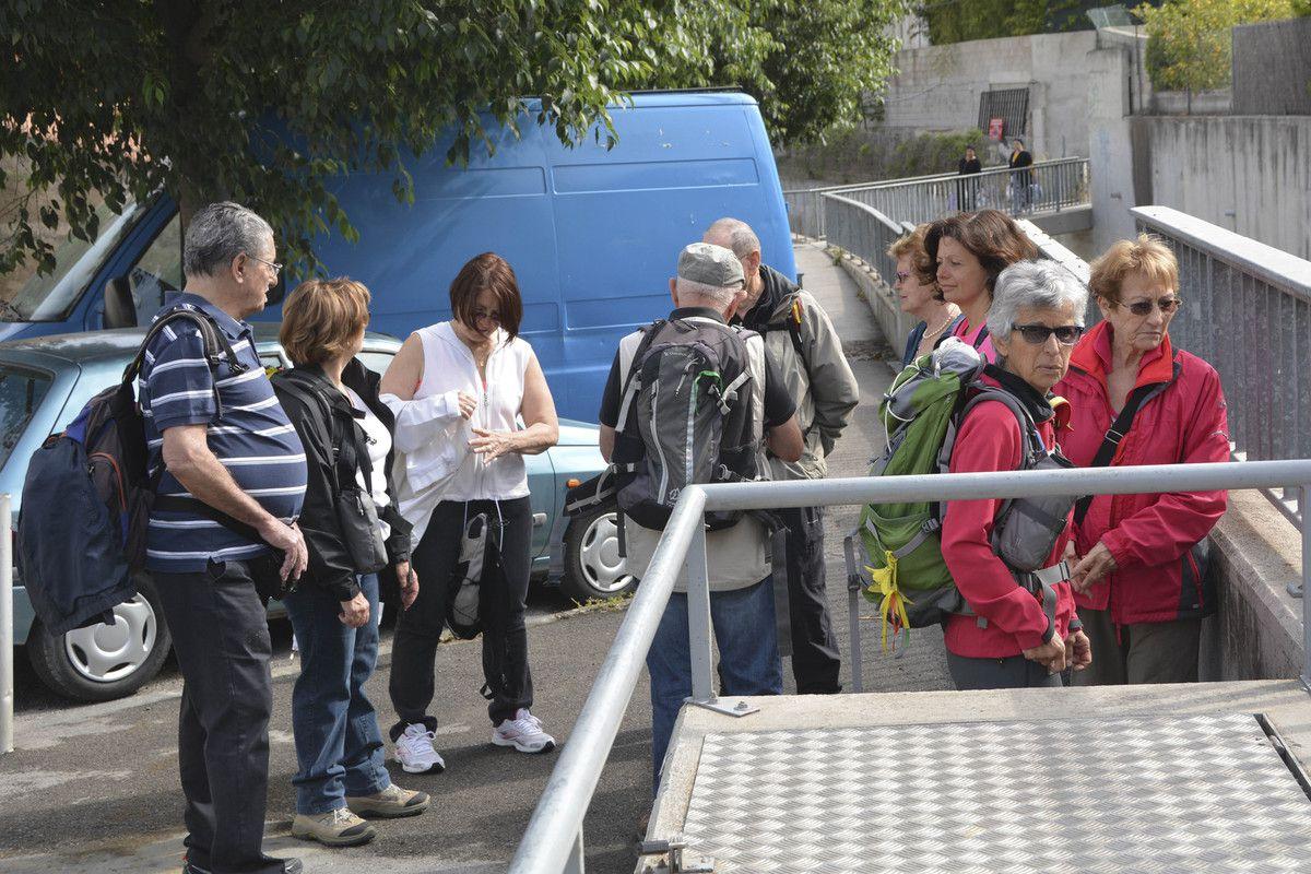 Rando citadine du 25 mai 2016 : St Just -St Marcel