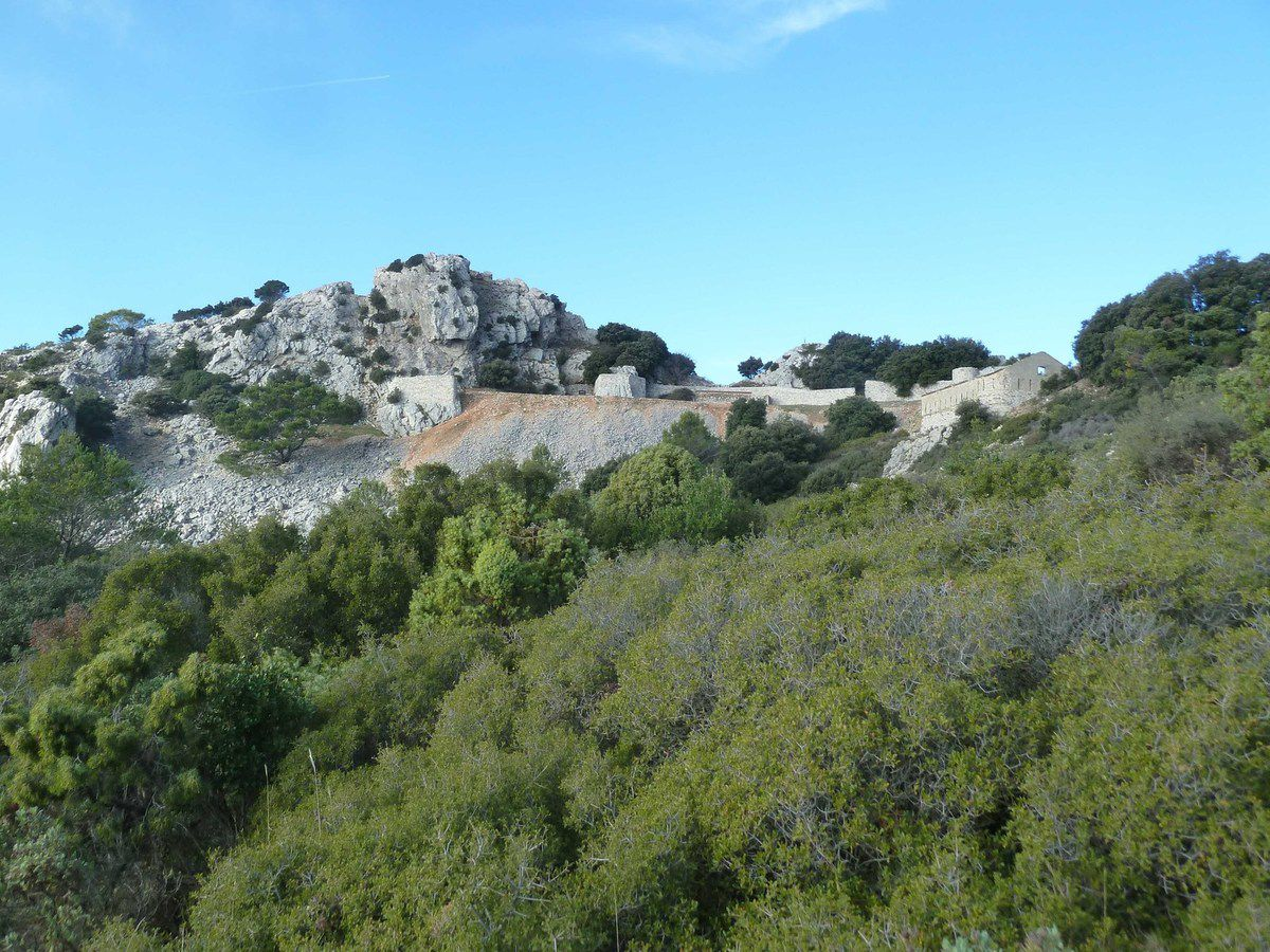 Belle randonnée même si les entrées maritimes nous ont, un peu, dégradé la vue panoramique