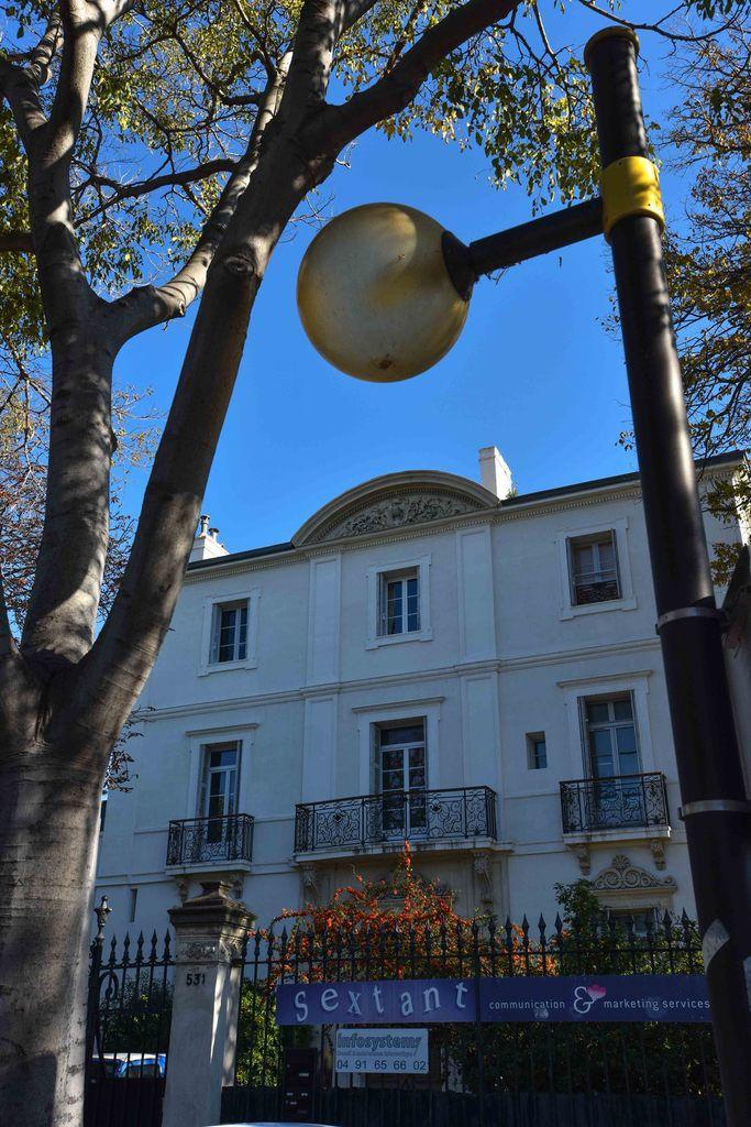 Rando citadine du 9 mars 2017 : Dromel- Rond point du Prado ...en suivant l'Huveaune