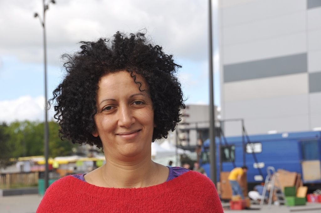 Fatiha Tarib, directrice de la MPT de Penhars