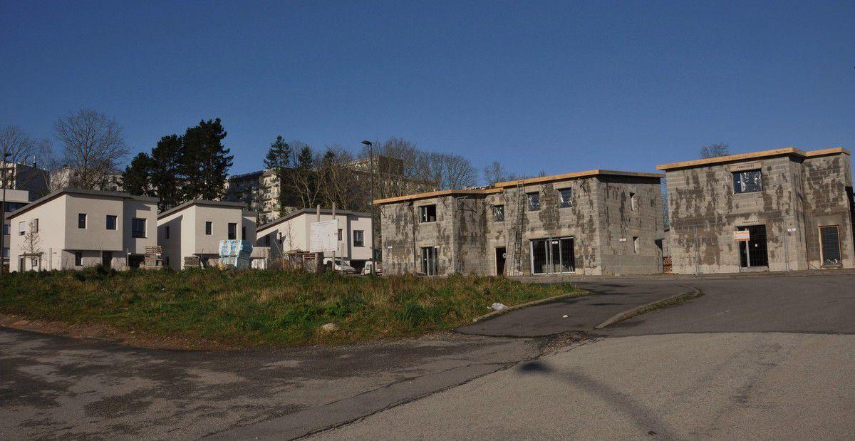 15 pavillons en location accession à la propriété