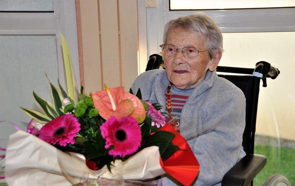 Et 100 ans pour Julia : bon anniversaire !