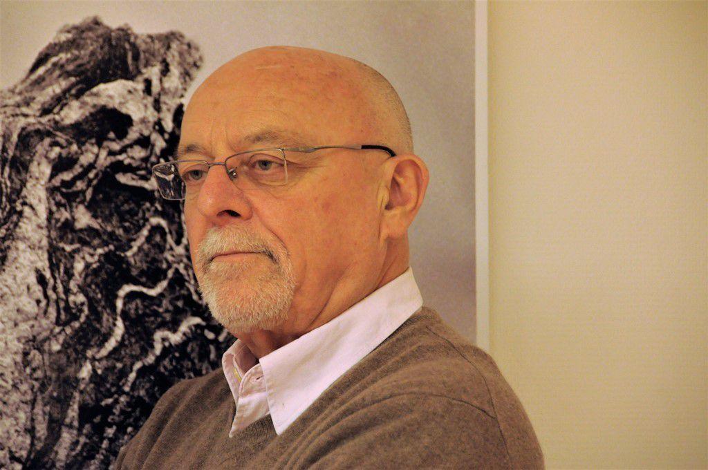&quot&#x3B; Figures de granite &quot&#x3B;, les photos de Sylvain Girard à l'institut Kelenn