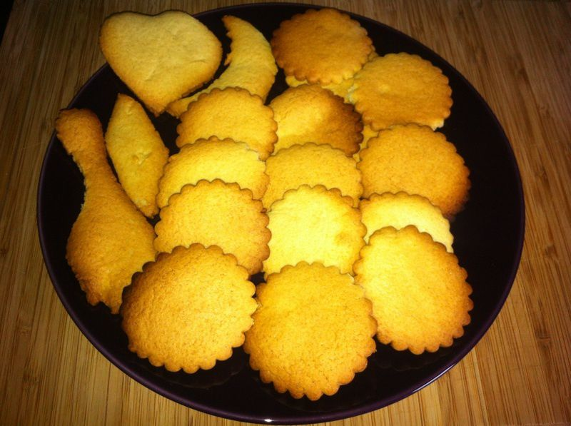 Biscuits Tea/Coffee Time