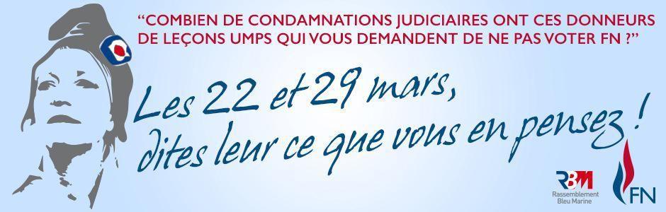 #Departementales : le 29 mars dites leur ce que vous en pensez de leur &quot&#x3B;barrage&quot&#x3B; !