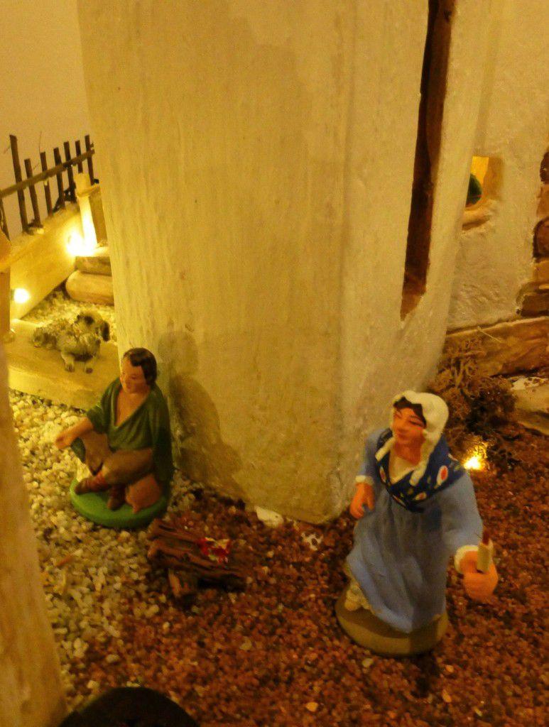La crèche de Noël 2014 de Philippe de Belgique (fin)