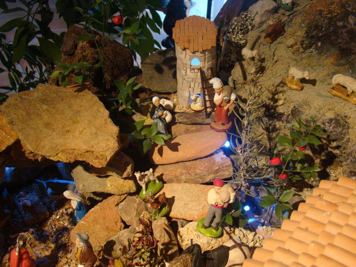 La crèche de Noël 2014 d'Annie