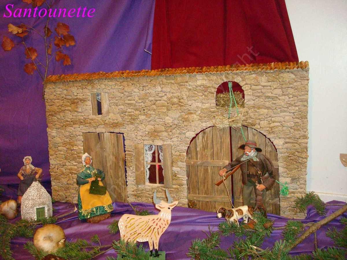 La foire aux santons de Sault, suite et fin