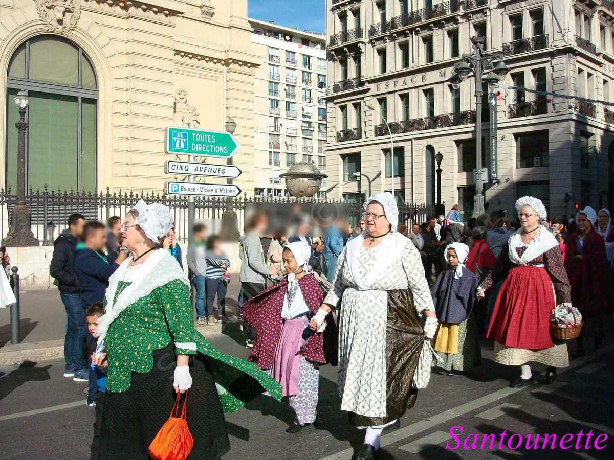 La foire aux santons de Marseille