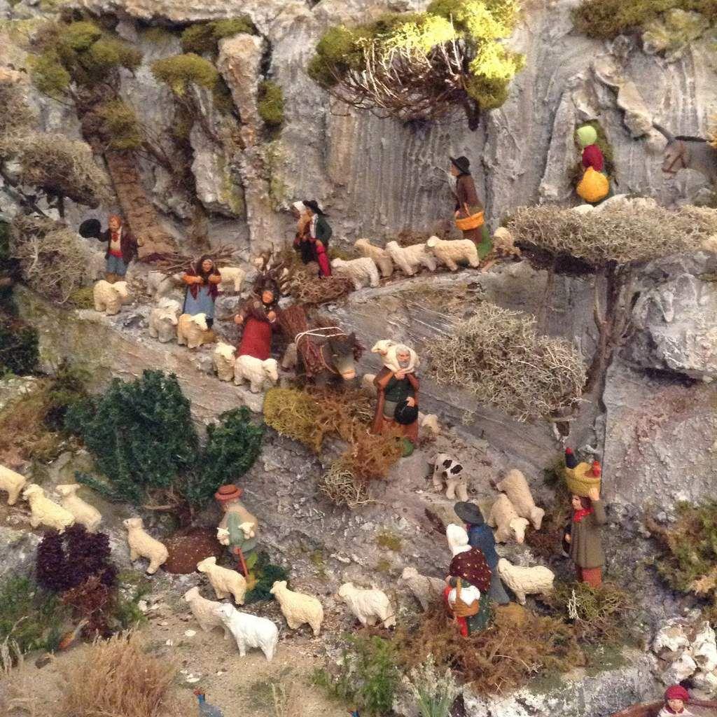 Naissance de l'Enfant Jésus -