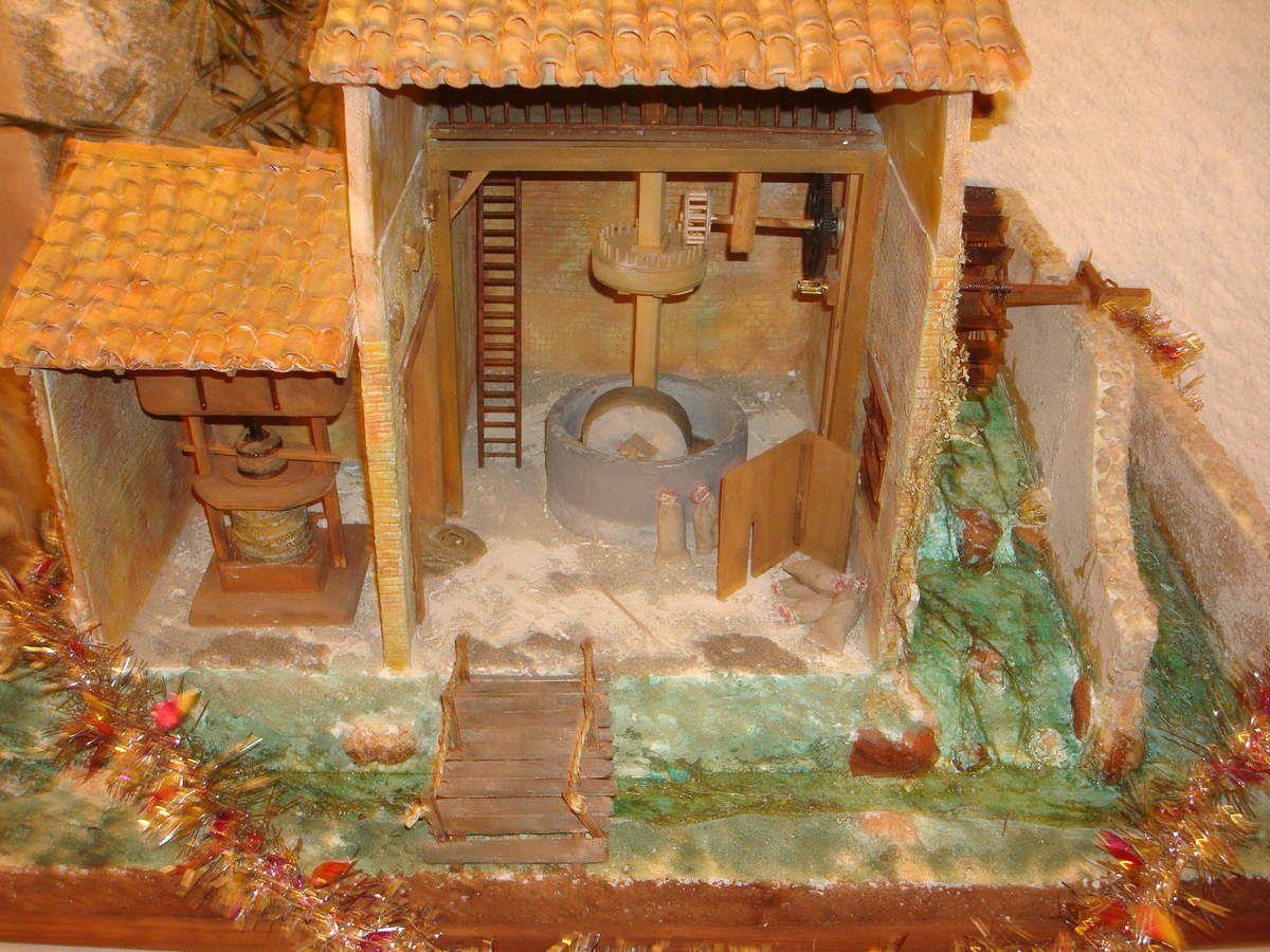 L'exposition de crèches du monde à Sospel