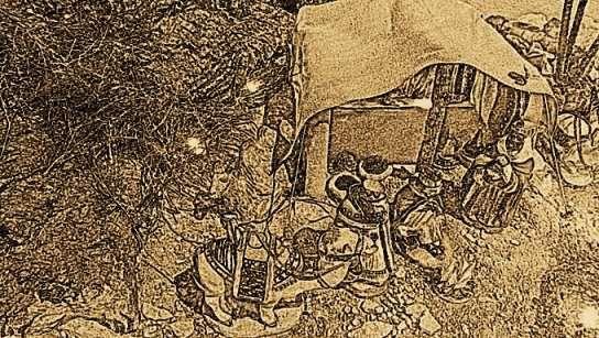 La crèche de Philippe de Liège