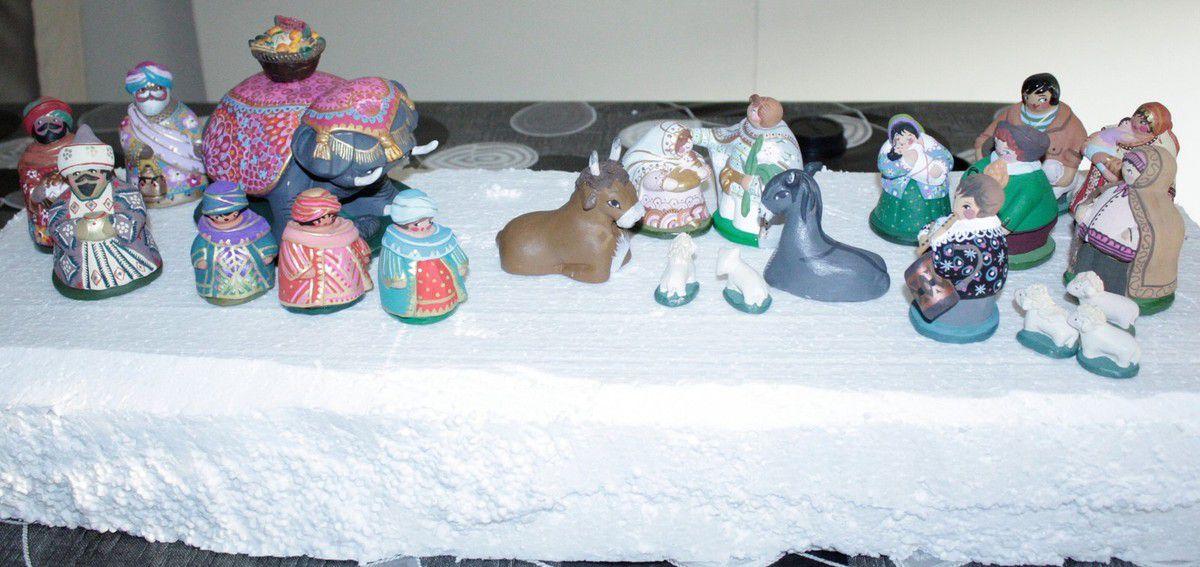 Comment réaliser facilement un  décor de crèche de Noël (tutoriel)