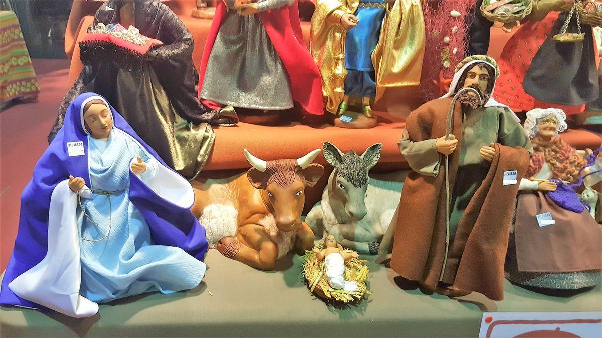 Une autre Nativité dans un esprit plus classique.
